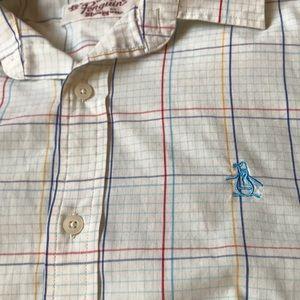 Original Penguin collared shirt classic fit